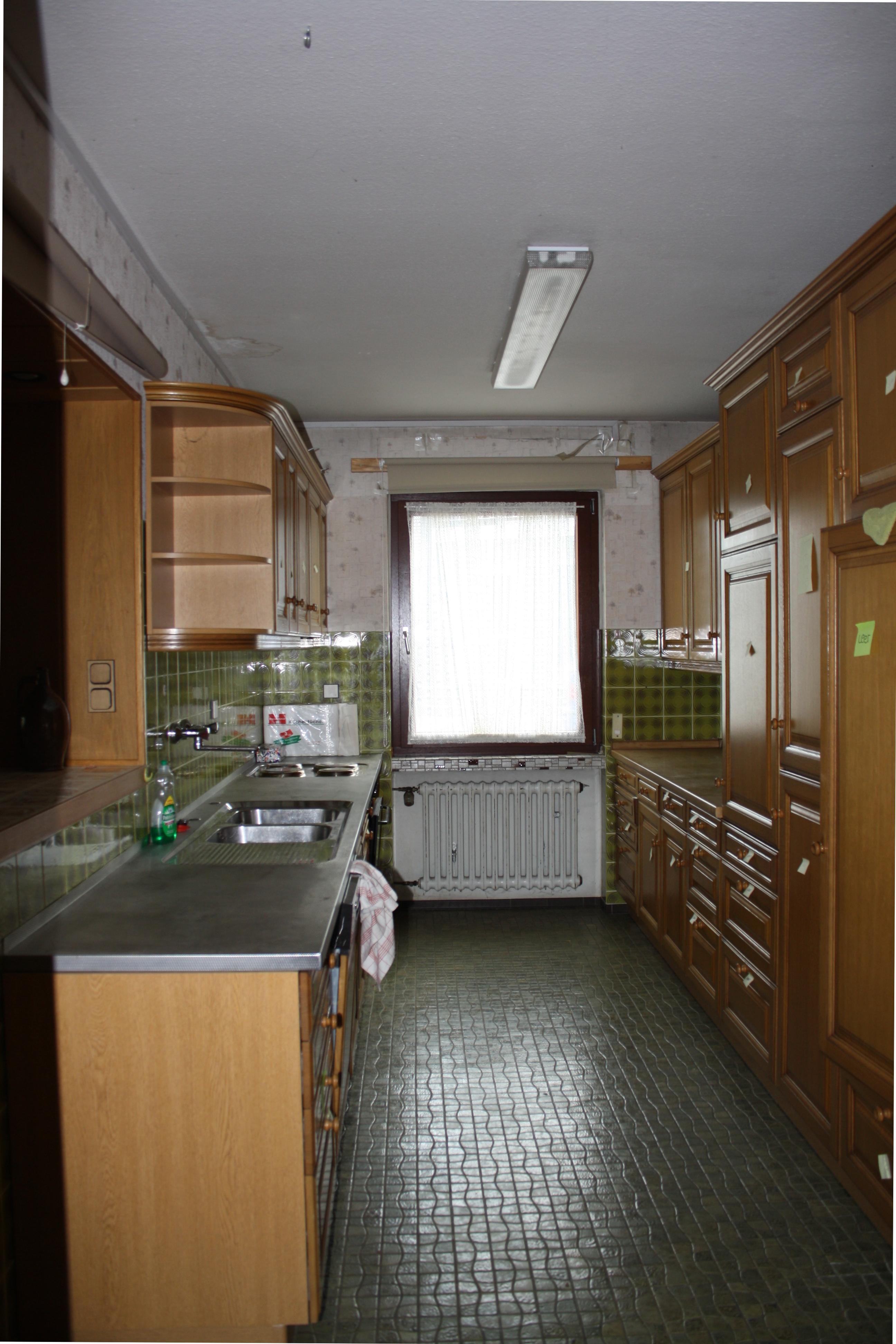 Trennwand Küche Esszimmer