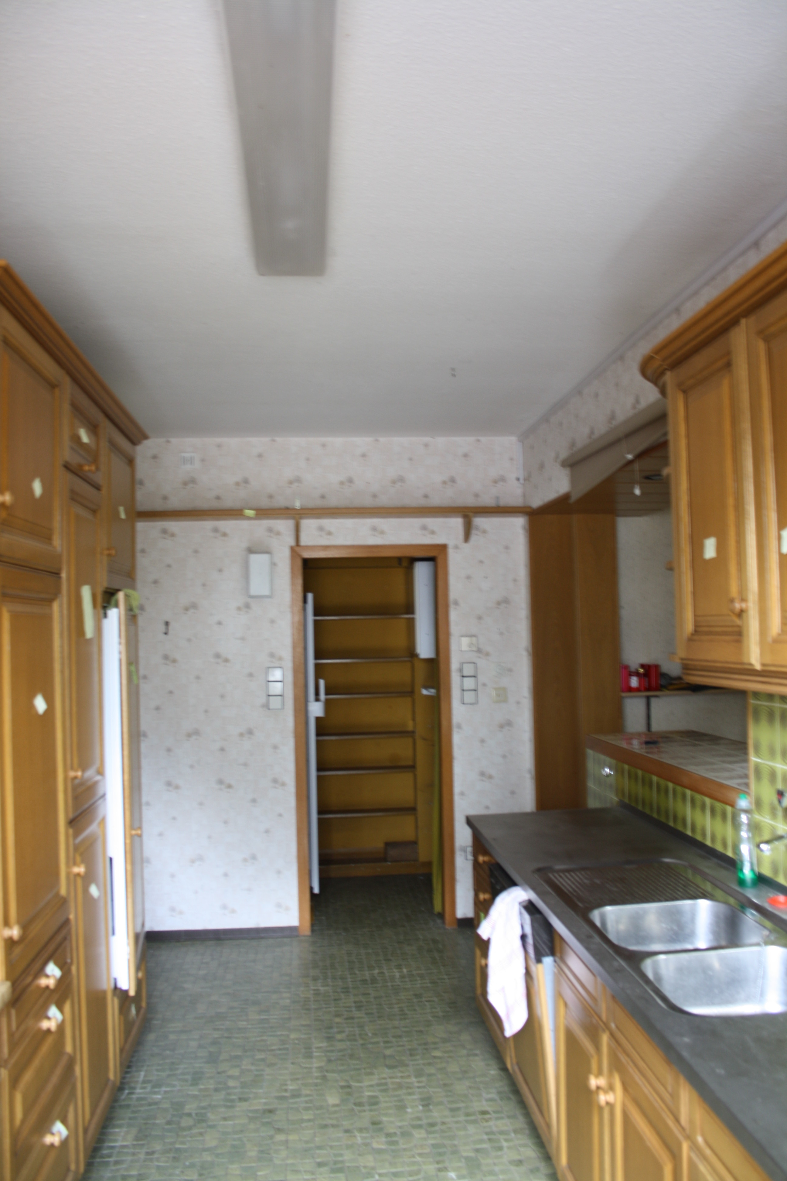 Kleiner Essplatz Küche